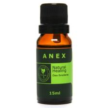 Anex - Anestésico e emoliente composto de óleos essenciais e vegetais puros