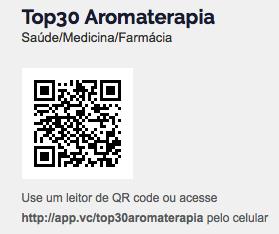 Aplicativo de aromaterapia