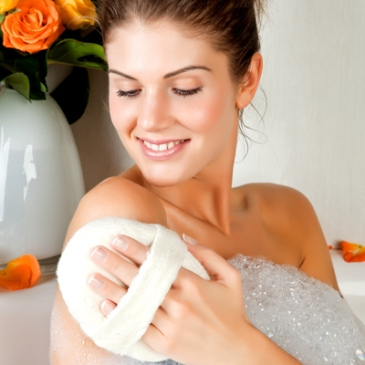 Banho de Aromaterapia